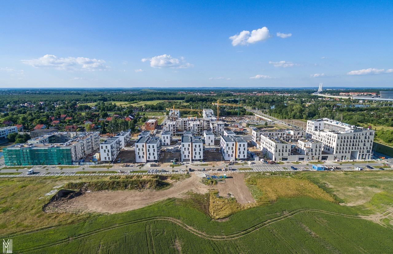 Nowe Żerniki, Wrocław