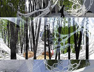 Biennale Architektury Wnętrz w plenerze