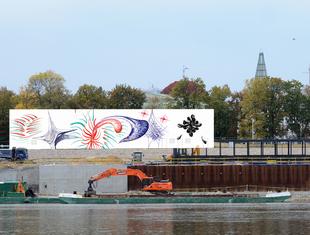 Syreny nad Wisłą. Otwarcie pawilonu Muzeum Sztuki Nowoczesnej w Warszawie