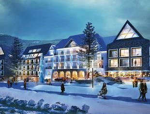 Rozbudowa hotelu Bristol w Zakopanem