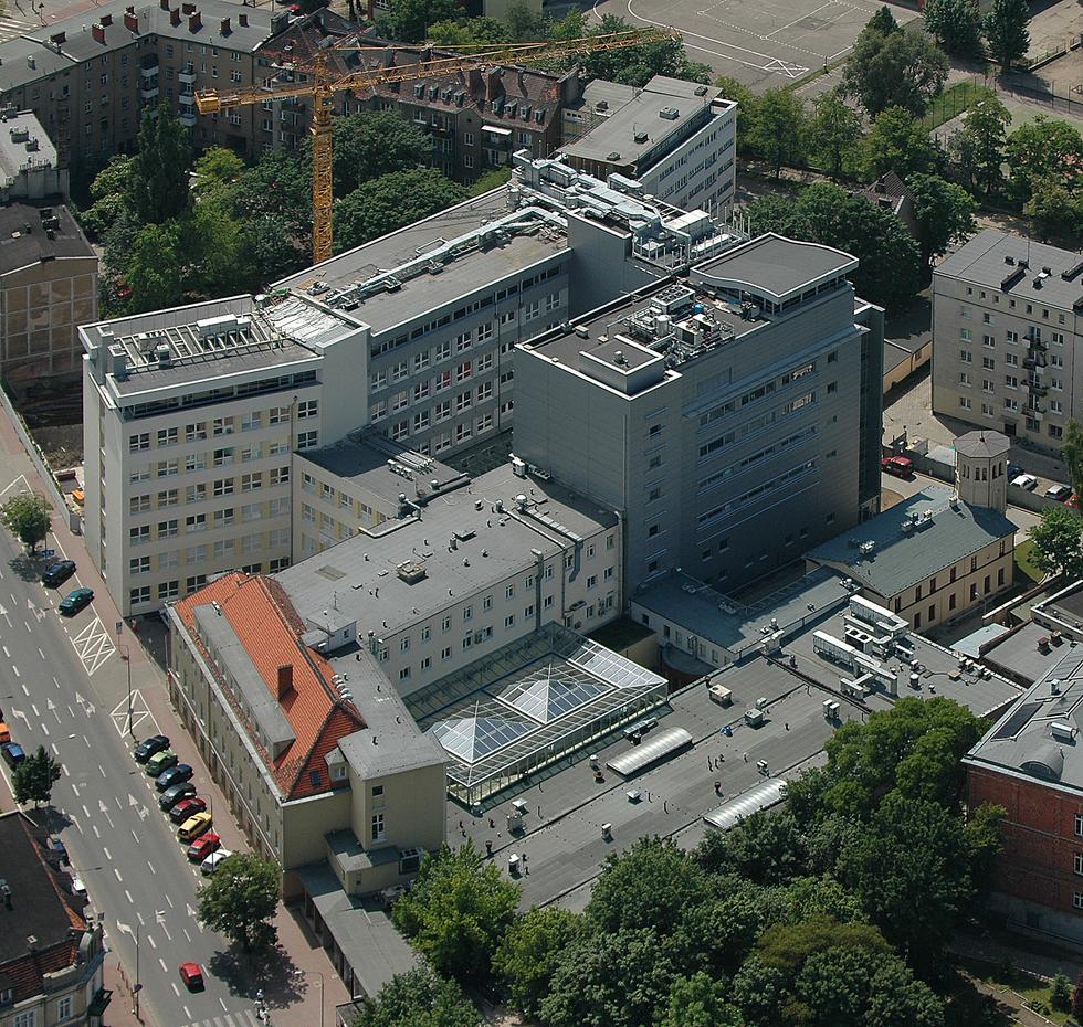 Rozbudowa Wielkopolskiego Centrum Onkologii - konkurs