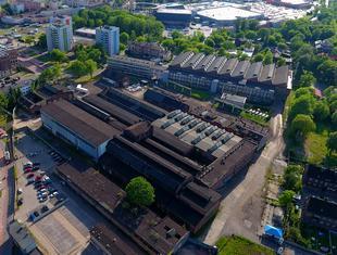 Fabryka Pełna Życia – nowe centrum Dąbrowy Górniczej