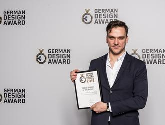 Polacy z nagrodą German Design 2018